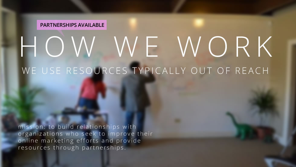 How We Work - ProjectSocial.org
